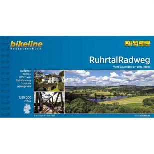 Ruhrtal Radweg - Bikeline Fietsgids !
