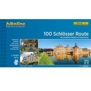 100 Schlosser Route Bikeline Fietsgids