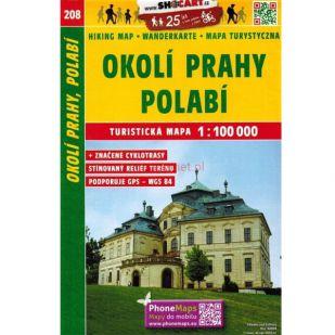 Shocart nr. 208 - Okoli Prahy - Polabi