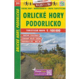 Shocart nr. 211 - Orlicke Hory, Podorlicko