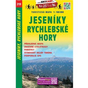 Shocart nr. 219 - Jeseniky, Rychlebske hory