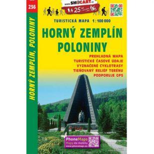 Shocart nr. 236 - Horny Zemplin, Poloniny