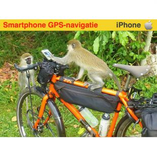Cursus Smartphone als GPS (iPhone) - Basis