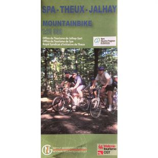MTB Spa - Theux - Jalhay