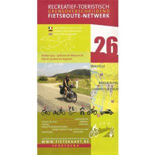 Fietskaart Sportoena 26 !