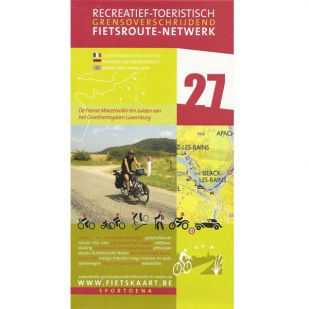 Fietskaart Sportoena 27 !