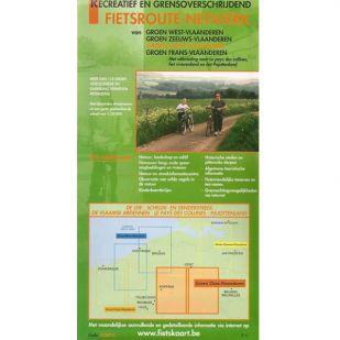 Fietskaart Sportoena 3 - Groen Oost-Vlaanderen !