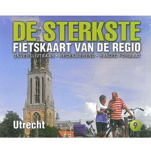 De Sterkste Fietskaart 9 Utrecht