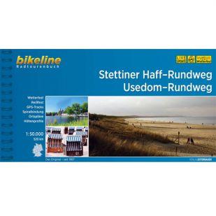 Stettiner Haff Rundweg und Usedom Rundweg Bikeline Fietsgids