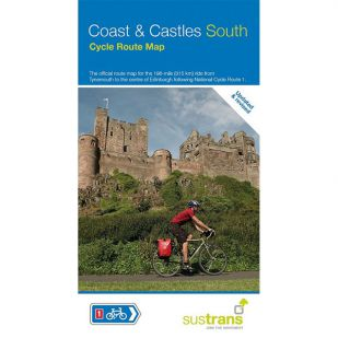 Sustrans Cycle Route: Coast & Castles South