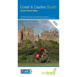Sustrans Cycle Route: Coast & Castles South