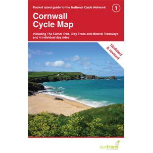1. Cornwall Cycle Map !