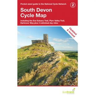 2. South Devon Cycle Map