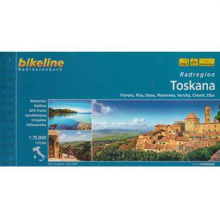 Toskana Radregion Bikeline Fietsgids