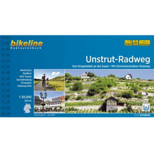 Unstrut Radweg - Bikeline Fietsgids !