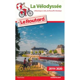 Velodyssee: Roscoff a Hendaye (Le Routard)