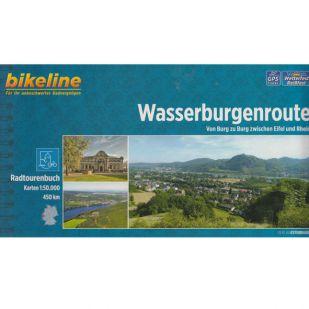 Wasserburgenroute - Bikeline Fietsgids