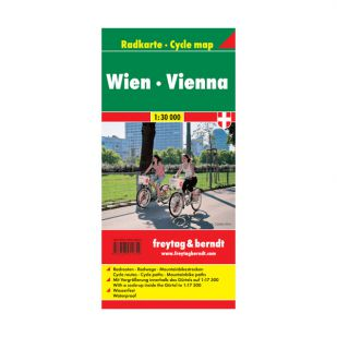F&B Fietskaart Wenen