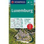 KP2202 Luxemburg - set van 2 kaarten
