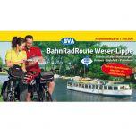 BahnRadRoute Weser-Lippe BVA !