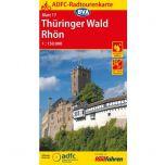 ADFC 17 Thuringer Wald/Rhon