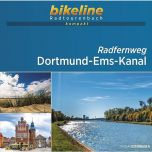 Dortmund-Ems-Kanal Bikeline Kompakt Fietsgids