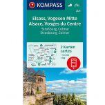 KP2221 Elsass, Vogesen Mitte