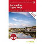 30. Lancashire Cycle Map