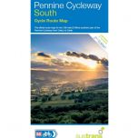 Sustrans Map Pennine Cycle Way South