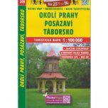 Shocart nr. 209 - Okoli Prahy - Posazavi, Taborsko