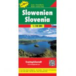 F&B Slowenien Slovenie (1:150.000)