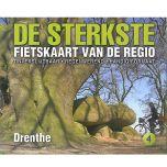De Sterkste Fietskaart 4 Drenthe -2020 !