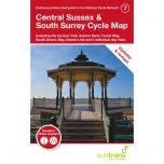 7. Central Sussex & South Surrey Cycle Map