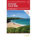 1. Cornwall Cycle Map
