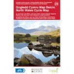 24. North Wales Cycle Map !