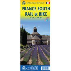 Itm Zuid-Frankrijk - Rail & Bike